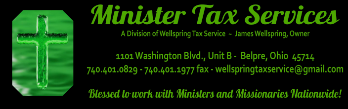 Designated Housing Allowance Minister Tax Services – Housing Allowance Worksheet
